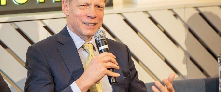 Raiffeisen Bank anunță un profit în creștere cu 9%. Steven van Groningen: În aceast an cu totul atipic, am schimbat enorm de multe lucruri în bancă într-un timp foarte scurt