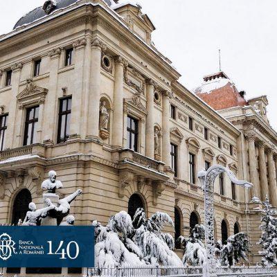 Cresc rezervele valutare ale României