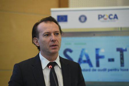 Florin Cîţu: Necesarul de finanţare pentru anul acesta este de 138 miliarde lei. Exclud varianta unui acord cu FMI