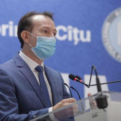 Florin Cîțu: scade rata inflației, deci există loc pentru reducerea dobânzii de politică monetară