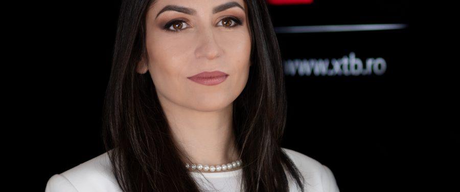 Irina Cristescu, XTB România: Cum se pot proteja investitorii români de scăderea Bitcoin. Cele 7 principii de management al riscului care fac diferența între succes și eșec în investiții