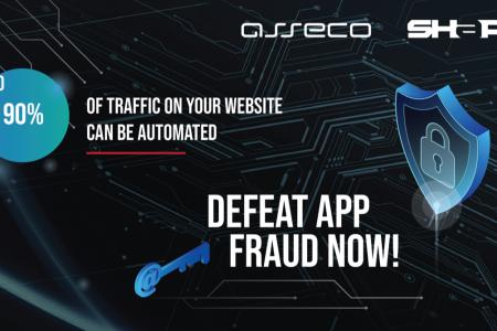 Soluție sofisticată bazată pe IA, de prevenire a fraudelor cibernetice, pentru website-uri și aplicații mobile