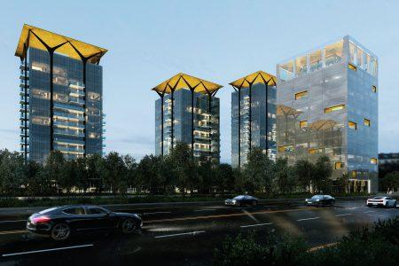 """One United Tower primește un credit de la Banca pentru Comerț și Dezvoltare a Mării Negre pentru finanțarea costurilor de dezvoltare ale clădirii de birouri """"One Tower"""" din Floreasca, care va primi certificarea verde LEED Platinum-4, cel mai exigent standard de mediu din lume"""
