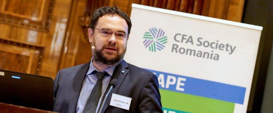 """Vești bune în economie: creștere economică de 3,6% și un curs euro sub 5 lei, în acest an. Adrian Codîrlașu, CFA: """"Este a treia luna consecutivă de creștere substanțială a încrederii în economie"""""""