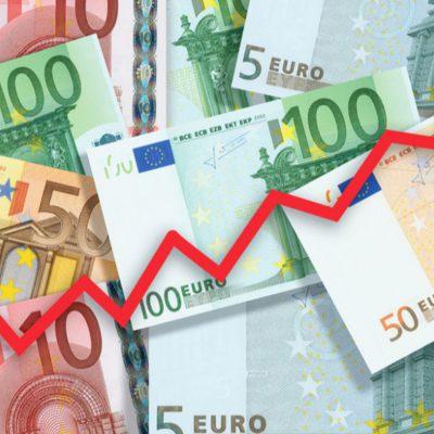 Moneda europeană a atins un nou maxim istoric față de leu: 4,8879 lei/euro