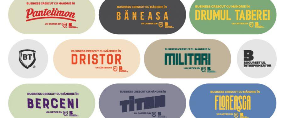 Banca Transilvania inițiază o campanie pentru a susţine afacerile de cartier din Bucureşti. 85% dintre locuitorii din Capitală preferă să cumpere de la business-uri aflate în proximitatea locuinței