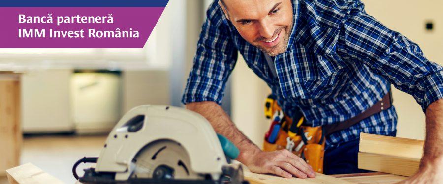 """Patria Bank beneficiază de un plafon de 183 milioane de lei pentru antreprenori în noul program IMM Invest 2021. Ionuț Coșman: """"Cele mai multe solicitări vin de la firme care activează în comerț și industrie"""""""