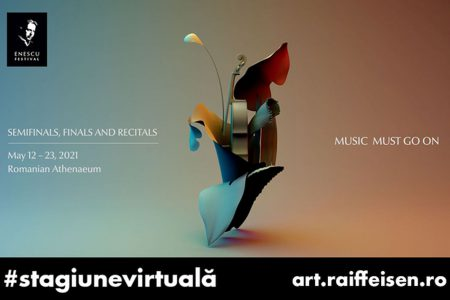 Semifinalele Concursului Internațional George Enescu vor putea fi urmărite, în direct, și pe platforma Raiffeisen Art Proiect