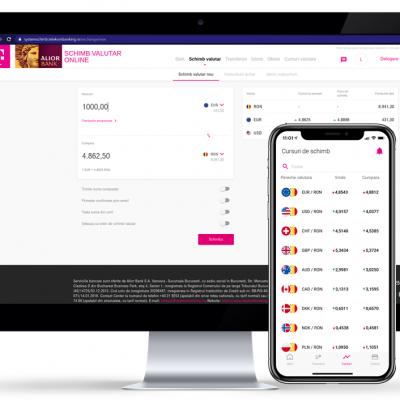 Platforma Schimb Valutar Online oferită de Alior Bank prin oferta Telekom Banking a înregistrat o creștere de 80% în primele două luni ale lui 2021. Interviu cu Diana Kallos
