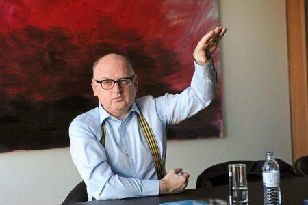 """Două injecții vor stimula redresarea economiei: vaccinarea și Fondul de redresare al UE. Bernd Spalt, CEO Erste Group: """"Ca bancă, angajator și cetățean corporativ, Erste este foarte implicat în problemele legate de transformarea sustenabilă a economiei"""""""
