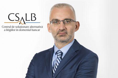 """Alexandru Păunescu explică avantajele soluționării alternative a litigiilor dintre bănci și clienți: """"Negocierea în cadrul CSALB este un semnal de încredere pe care instituțiile de credit îl dau consumatorilor"""""""