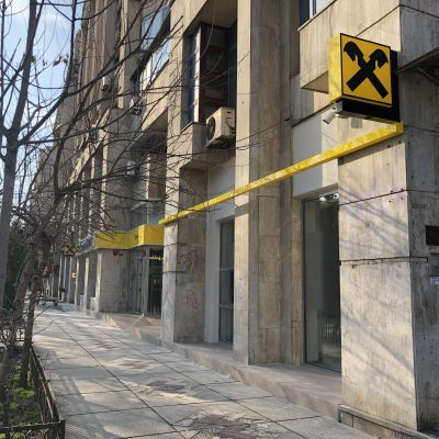 Raiffeisen Bank a acordat Braiconf un credit de 400.000 de euro, garantat de EximBank