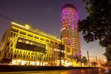 Cea mai mare emisiune de obligațiuni verzi Raiffeisen Bank, în valoare de peste 1,2 miliarde de lei, se listează azi la bursă