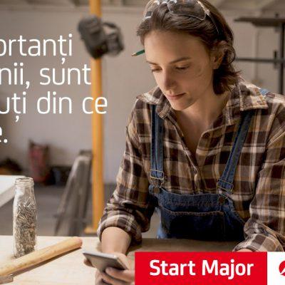 Start Major, programul UniCredit Bank de educație financiară și pentru carieră, a adus la cursuri peste 1700 liceeni în cea de-a doua ediție