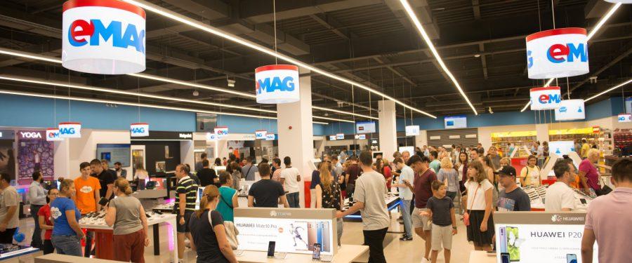 Raiffeisen Bank și BERD sprijină dezvoltarea sustenabilă a eMAG. Finanțare verde de 37,55 milioane euro pentru liderul pieței de retail online