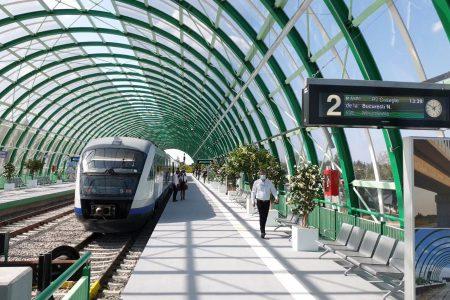 BCR și CFR Călători implementează soluția de plată contactless a biletului de călătorie pentru trenurile CFR care circulă pe ruta București Nord – Aeroport Internațional Henri Coandă