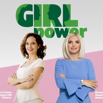 VIDEO. OTP Bank lansează un program de mentorat dedicat tinerelor la început de carieră. Roxana Hidan: #GirlPower este, practic, o invitație pentru ele de a fi deschise, temerare și dispuse să viseze departe