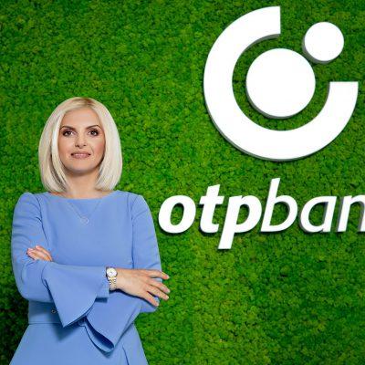 """Roxana Hidan va coordona segmentele corporate și retail ale OTP Bank, unite în cadrul unei noi divizii: """"Urmărim o strategie unitară de creștere pentru toate segmentele de business și construirea de sinergii puternice"""""""