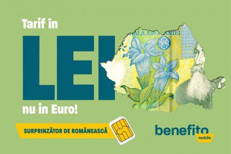 Benefito Mobile lansează prima cartelă preplătită din România pentru care clienții primesc credit bonus atunci când fac cumpărături. Ce bănci și magazine partenere acceptă cartela tarifată în lei, nu în euro