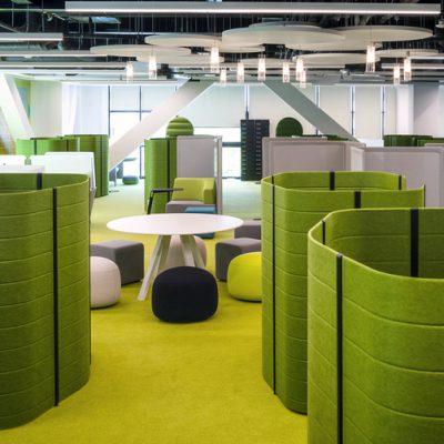 Deutsche Bank își extinde activitatea la centrul de tehnologie din București în domeniul securității informatice, pentru care recrutează specialiști cu calificări înalte