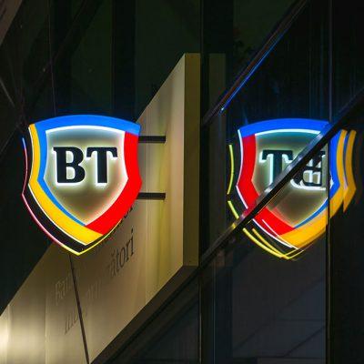 Banca Transilvania a angajat 26 din cei 30 de participanţi la cel mai recent program de internship în domeniul Digital Banking și IT