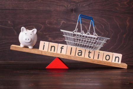 În plină criză guvernamentală, inflația explodează. În septembrie 2021, inflația a urcat la 6,3%, iar BNR recunoaște că ținta nu va fi atinsă